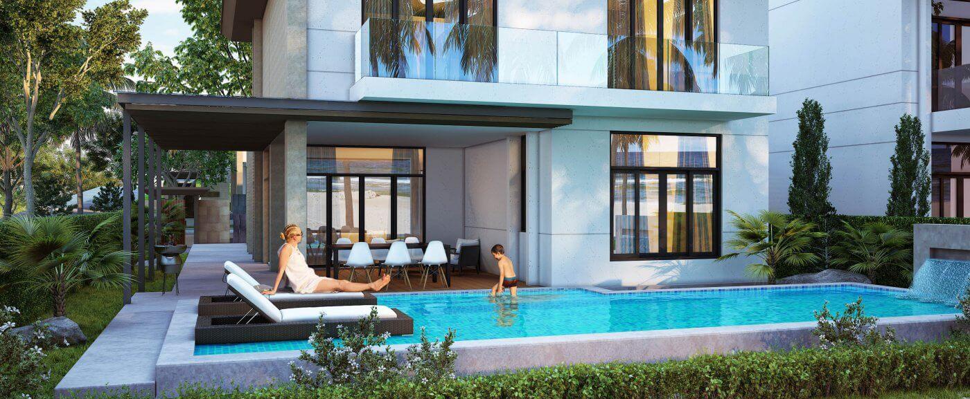 Cam Ranh Mystery – Biệt thự nghỉ dưỡng Resort Bãi Dài